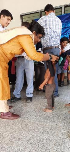 Social Activity at BBPS Nabinagar